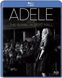 Cover Adele - Live At The Royal Albert Hall [DVD]
